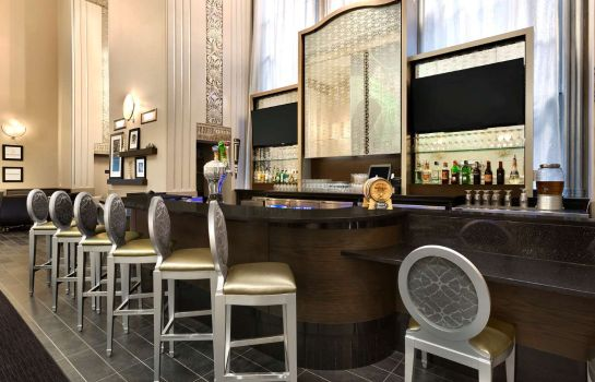 Hotel-Bar Hampton Inn Chicago Downtown/N Loop/Michigan Ave IL