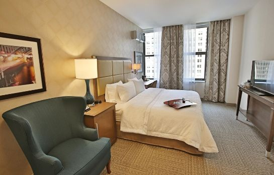 Chambre Hampton Inn Chicago Downtown-N Loop-Michigan Ave IL