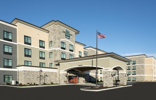 Vista esterna Homewood Suites by Hilton Cleveland-Sheffield