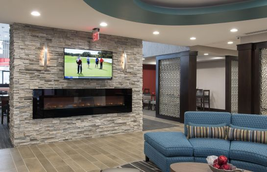 Hall Homewood Suites by Hilton Cleveland-Sheffield