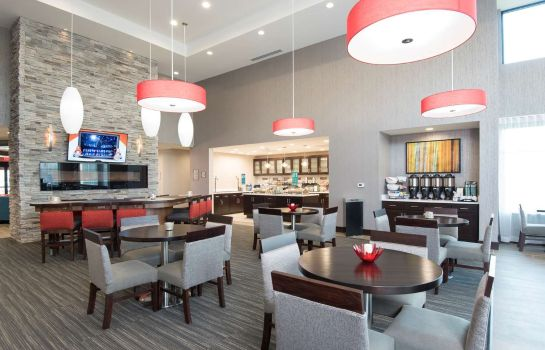 Hol hotelowy Homewood Suites by Hilton Cleveland-Sheffield