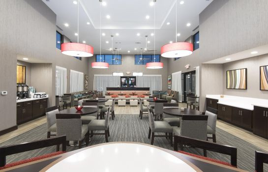 Restauracja Homewood Suites by Hilton Cleveland-Sheffield