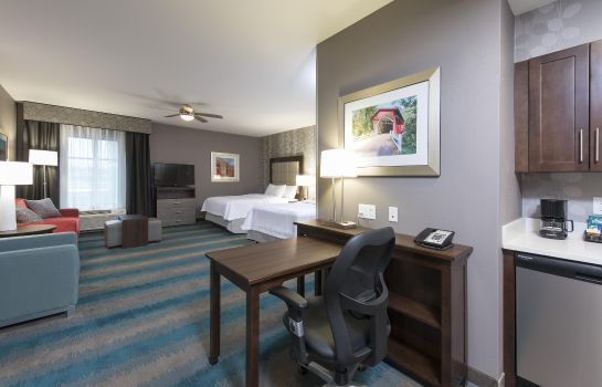 Suite Homewood Suites by Hilton Cleveland-Sheffield