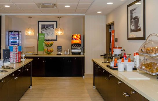 Restaurante Hampton Inn & Suites New Albany Columbus