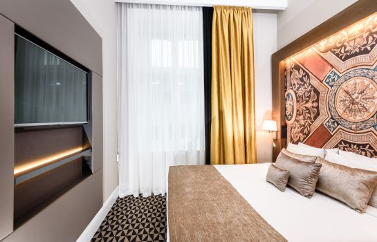 Chambre double (standard) Moments Budapest