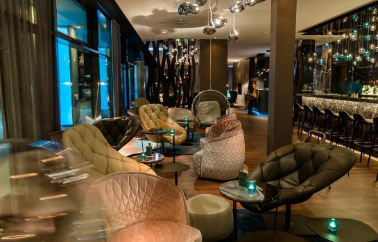Hotel bar Motel One Stuttgart-Bad Cannstatt