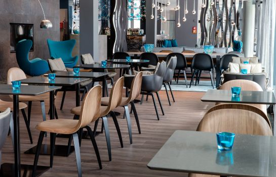 Interior view Motel One Stuttgart-Bad Cannstatt