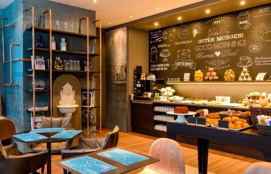 Restaurant Motel One Stuttgart-Bad Cannstatt