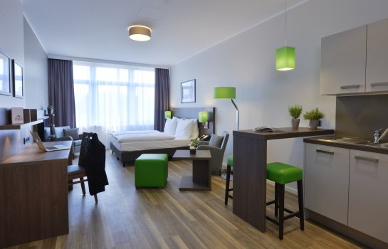 Junior Suite appartello smarttime living Hamburg