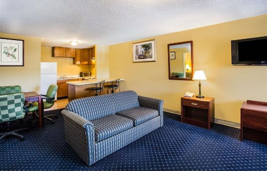 Zimmer TRAVELODGE TACOMA NEAR MCCHORD