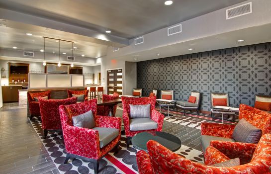 Hotel bar Hampton Inn and Suites Cincinnati - Downtown