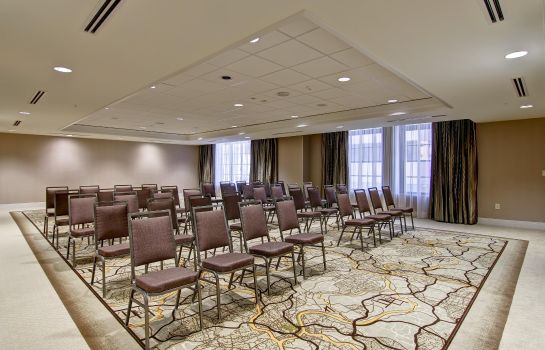Conference room Hampton Inn and Suites Cincinnati - Downtown