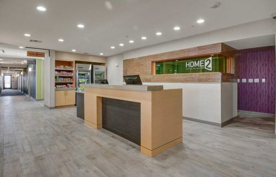 Lobby Home2 Suites by Hilton Irving-DFW Airport North