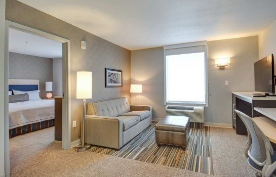 Suite Home2 Suites by Hilton Irving-DFW Airport North