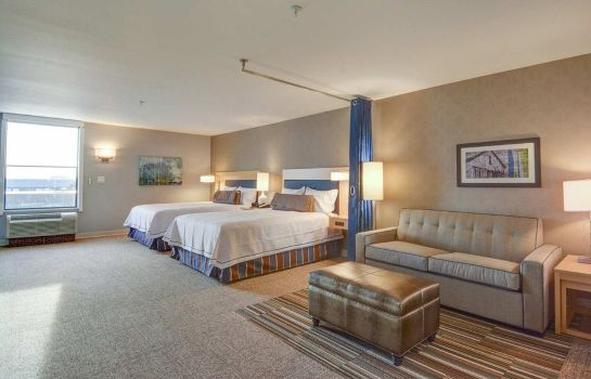Chambre Home2 Suites by Hilton Irving-DFW Airport North