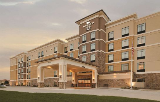 Außenansicht Homewood Suites by Hilton West Des Moines-SW Mall Area