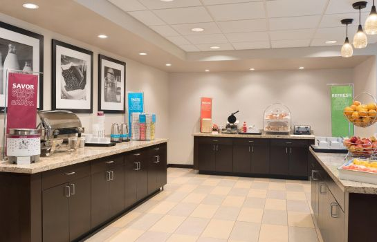 Restauracja Hampton Inn - Suites Kenosha