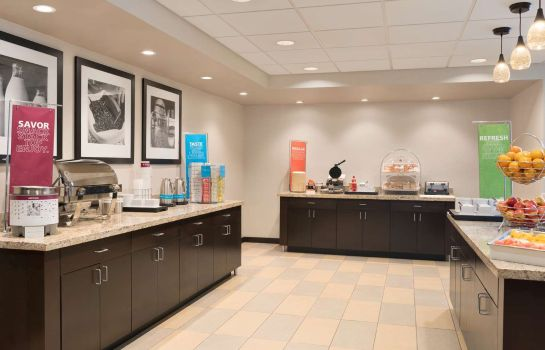Restaurant Hampton Inn - Suites Kenosha