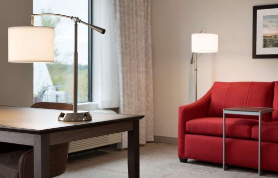 Suite Hampton Inn & Suites Kenosha Hampton Inn & Suites Kenosha
