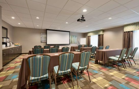 Conference room Hampton Inn & Suites Kenosha Hampton Inn & Suites Kenosha