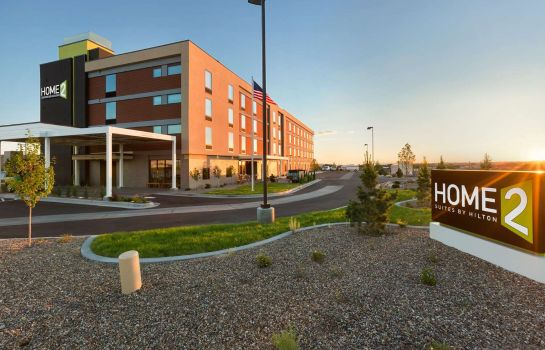 Buitenaanzicht Home2 Suites by Hilton Farmington-Bloomfield