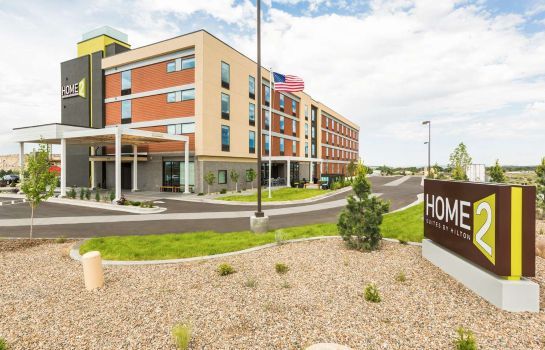 Vista esterna Home2 Suites by Hilton Farmington/Bloomfield