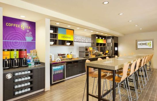 Restaurant Home2 Suites by Hilton Farmington-Bloomfield