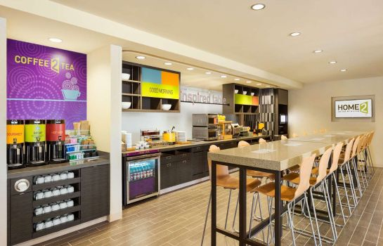 Restaurante Home2 Suites by Hilton Farmington/Bloomfield