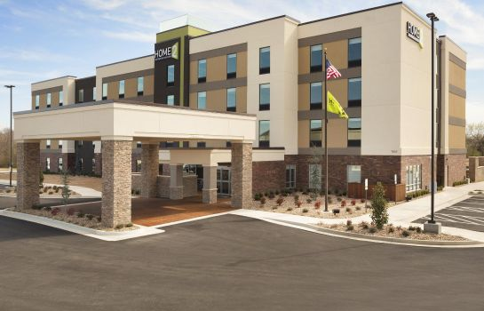 Vista esterna Home2 Suites by Hilton Fort Smith