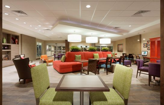 Hol hotelowy Home2 Suites by Hilton Fort Smith