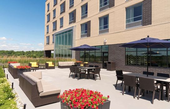 Außenansicht Hampton Inn - Suites Grand Rapids Downtown