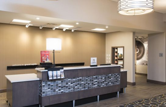 Hall de l'hôtel Hampton Inn - Suites Grand Rapids Downtown