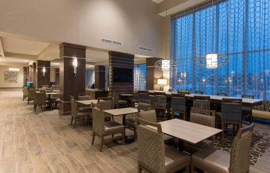 Hol hotelowy Hampton Inn - Suites Grand Rapids Downtown