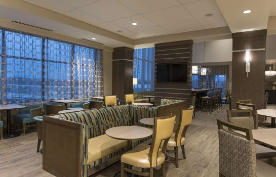 Hol hotelowy Hampton Stes Grand Rapids Downtown
