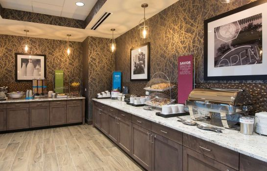 Restaurant Hampton Inn - Suites Grand Rapids Downtown