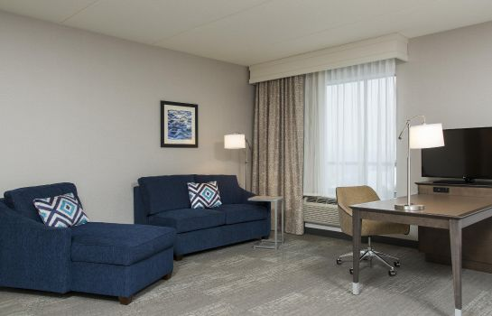 Suite Hampton Stes Grand Rapids Downtown