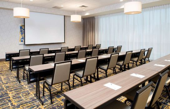 Conference room Hampton Inn - Suites Grand Rapids Downtown