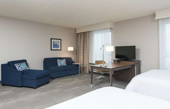 Zimmer Hampton Inn - Suites Grand Rapids Downtown