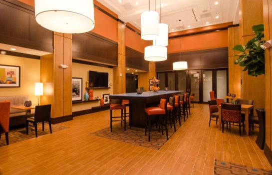 Hol hotelowy Hampton Inn - Suites Houston North IAH TX