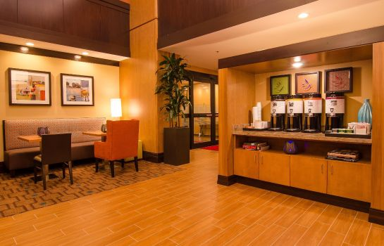 Restauracja Hampton Inn - Suites Houston North IAH TX