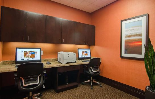 info Hampton Inn - Suites Houston North IAH TX