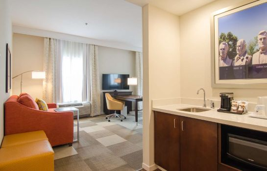 Chambre Hampton Inn - Suites Houston North IAH TX