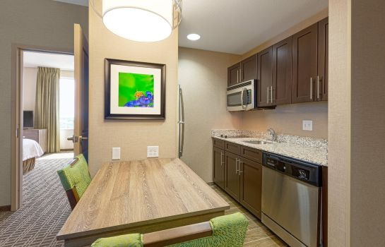 Bar hotelowy Homewood Suites by Hilton Houston Downtown