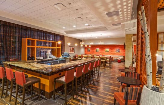 Bar de l'hôtel Homewood Suites by Hilton Houston Downtown