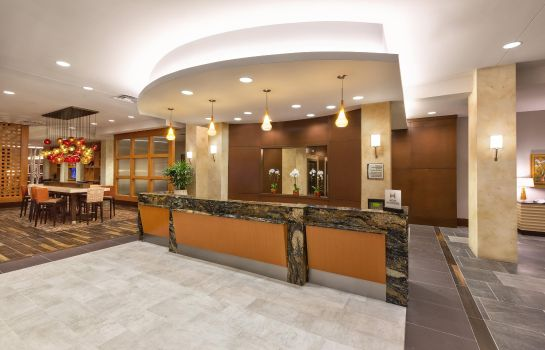 Hol hotelowy Homewood Suites by Hilton Houston Downtown