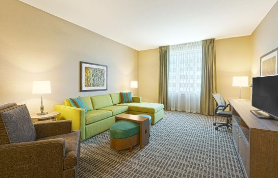 Suite Homewood Suites by Hilton Houston Downtown
