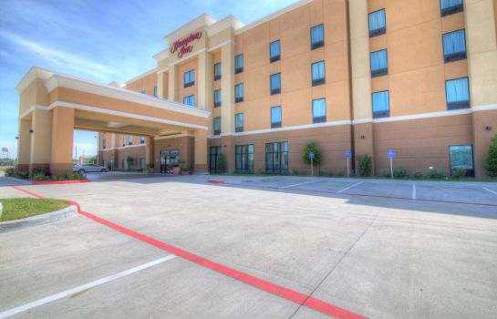 Außenansicht Hampton Inn Houston I-10 East TX