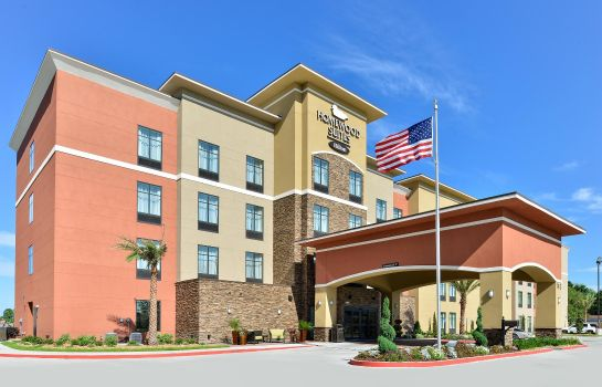 Vista esterna Homewood Suites by Hilton Houma