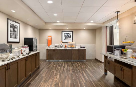 Restaurante Hampton Inn - Suites Minooka Illinois