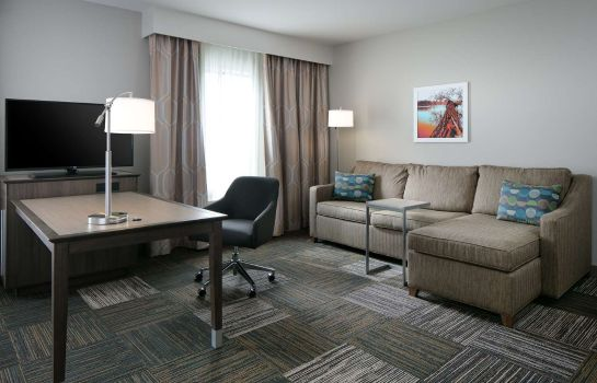 Habitación Hampton Inn - Suites Minooka Illinois